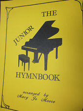 Mary Jo Moore Piano/The Junior Hymnbook/Home School Friendly/Christian