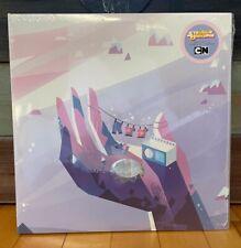 "iam8bit Cartoon Network Steven Universe Vol 1 Soundtrack 4 x 10"" LP Vinyl Set"
