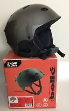 New listing Bolle Snow Helmet Size Small Silver