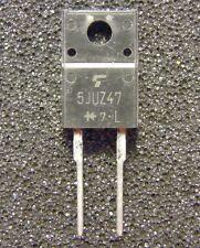 5x 5juz47 super presque recovery Diode 600v 5a, toshiba