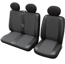 Bus Fiat Ducato Autositzbezüge Universal Schonbezug Sitzbezug Eleganze  1 + 2