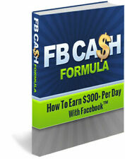 Facebook Cash Formula - eBooks Package Collection Pdf Format Free Shipping