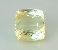 DSEF CERTIFIED TRIPHAN : 50.22 Ct Top Hiddenit / Triphan ( Yellow Kunzite )