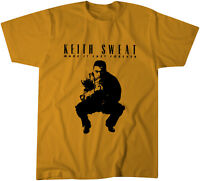 Keith Sweat Make It Last Forever Promo T-Shirt - Classic R&B