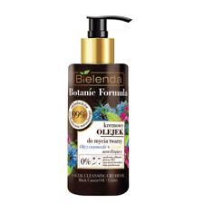 Bielenda Botanic Formula Creamy Face Cleansing Oil Black Cumin Cistus 140ml