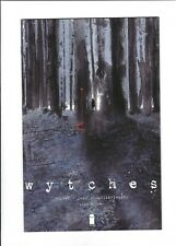 WYTCHES #1 optioned Scott Snyder Jock, 9.4 NM, 2014 Image Comics