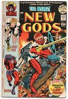 New Gods 9 DC 1972 FN Jack Kirby Orion 1st Forager