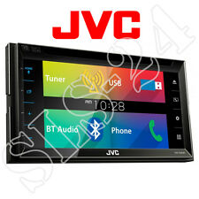 JVC kw-v320bt doppio DIN Multimedia USB Bluetooth Radio Car Receiver kw-v320bte
