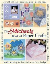 The Michaels Book of Paper Crafts-ExLibrary