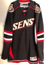 Reebok Premier NHL Jersey Ottawa Senators Team Black Alternate 3rd sz 3X
