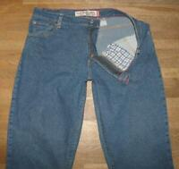 "LEVI`S 550 RELAXED BOOT CUT Jeans in blau / LEVIS Blue- Jeans 16M ca. W36"" /L32"""