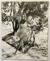 CLODAGH RODGERS. Genuine Handsigned Photograph. 10 x 8.