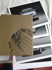 Lexus LX range brochure 2008 USA market prestige