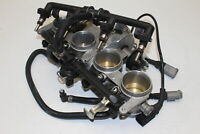 09 10 11 BMW OEM S1000RR OEM MAIN FUEL INJECTORS LINES THROTTLE BODIES BODY TPS