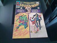 Amazing Spider-man #37, GD/VG 3.0, 1st Mendel Stromm and Norman Osborn