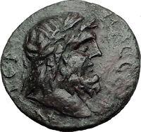 TERMESSOS MAJOR in PISIDIA 2-3CenAD Zeus Tyche Nike Ancient Greek Coin i58369