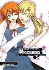 Neon Genesis Evangelion: The Shinji Ikari Raising Project, Vol. 10 Osamu Takaha