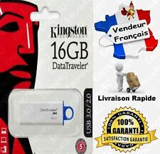 Cléusb 3.0 Kingston DataTraveler G4 - 16go