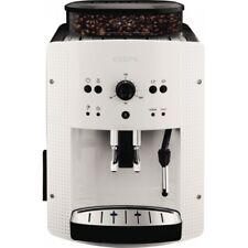 Krups EA8105 Weiss Kaffee-Vollautomat 15 bar Pumpendruck Aufschäumdüse