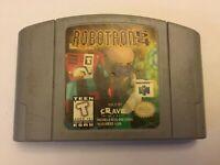 Robotron 64 (Nintendo 64, 1998)