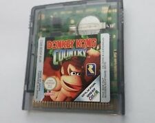 DONKEY KONG COUNTRY 1 NINTENDO GAME BOY COLOR GBC ADVANCE GBA PAL