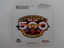 1998 Indianapolis 500 Collector Event Decal Stricker Indy500 IndyCar Indy 500