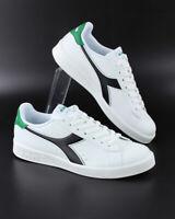 Diadora Scarpe Sportive Sneakers Sportswear GAME P 2020 Bianco C1409 Lifestyle