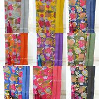 Kantha Throw Handmade Twin Bohemian Kantha Bed Cover, Quilt Kantha bedspread