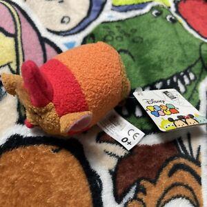 Z6 The Disney Store Tsum Tsum Plush Soft Toy Cinderella Mouse Jaq