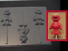 ELMO Full Body Sesame Street Chocolate Candy Soap Mold