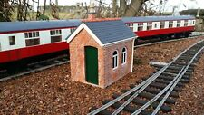 G scale building platelayer hut