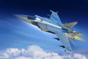 Hobbyboss 1:48 Russian Mig-31M/Foxhound*D, #HB81755