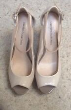 Limited Collection Court Shoe size 5 1/2 nude colour