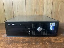 Dell Optiplex 745 Sff Windows Xp Pro Sp3 Computer Rs232 9 Pin Parallel X1300