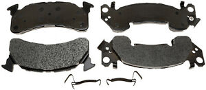 Disc Brake Pad Set-Semi-Metallic Front ACDelco 14D153MH