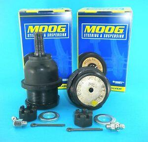 Dodge Phoenix 1965 - 1972 Moog Brand Upper Ball Joint Set (pair) 65 66 67 68 69