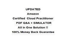 Amazon AWS Certified Cloud Practitioner   Exam QA PDF&Simulator