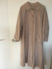 Gorgeous Spring/Autumn Woman Long Trench Coat Size 12