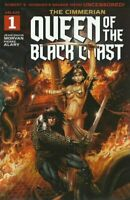 The Cimmerian Queen Of The Black Coast #1 Main Cover Ablaze 2020