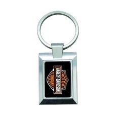 porte cles clef keyring metal luxe sport logo voiture moto Harley Davidson -102