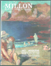 CATALOGUE VENTE ENCHERES - MILLION - ART MODERNE - BARBIZON SURREALISME…