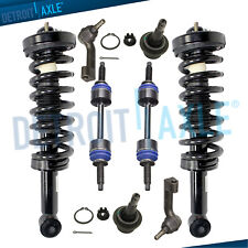2009 2010 2011 2012 2013 Ford F-150 - 8pc Struts & Spring + Sway Bar Links 4WD