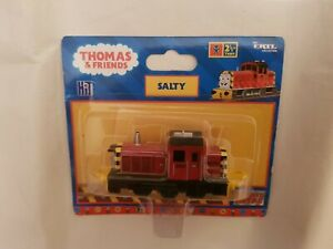 Thomas The Tank Engine & Friends ERTL SALTY TRAIN DIECAST NEW AND SEALED 2004