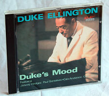 CD DUKE ELLINGTON-Duke 's Mood