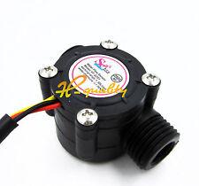 Water flow sensor flowmeter Hall flow sensor Water control DN15 1-30L/min