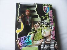 Deuce Gorgon-Ojos De Monster High Glow-caja está en mal estado