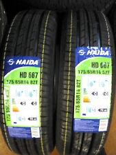 NEW 2 X 175 65 R14 82T HAIDA HD667 NEW TYRES AMAZING WET GRIP C -1756514 NEW
