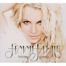 BRITNEY SPEARS - FEMME FATALE -DELUX  CD