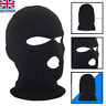 Hot Sales! Knitted Balaclava Mask 3 Holes Winter SAS Army Ski Hat Neck Paintball