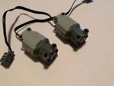 2x Lego Technic L Motor